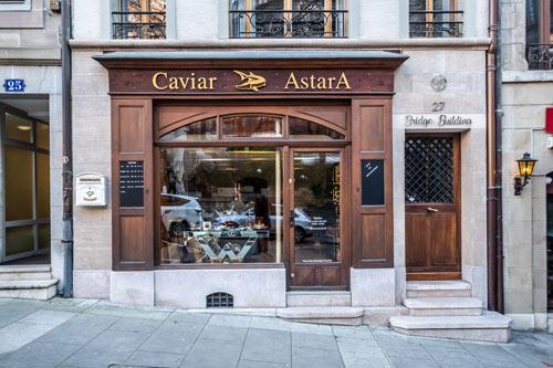 Notre boutique à Genève
