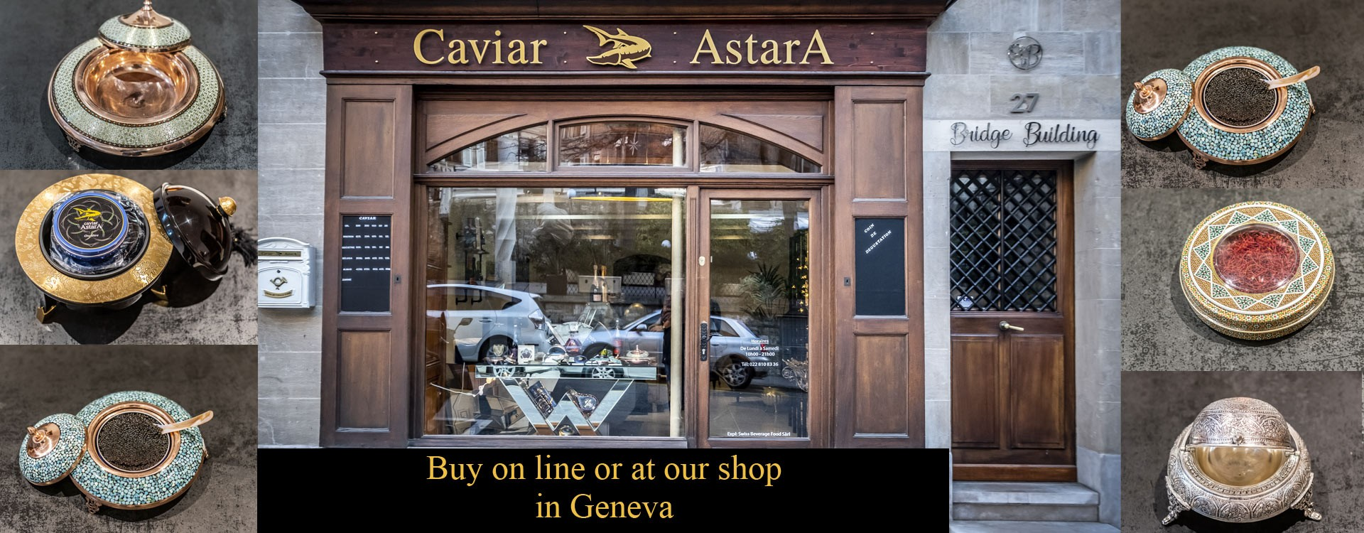 Caviar Accessories