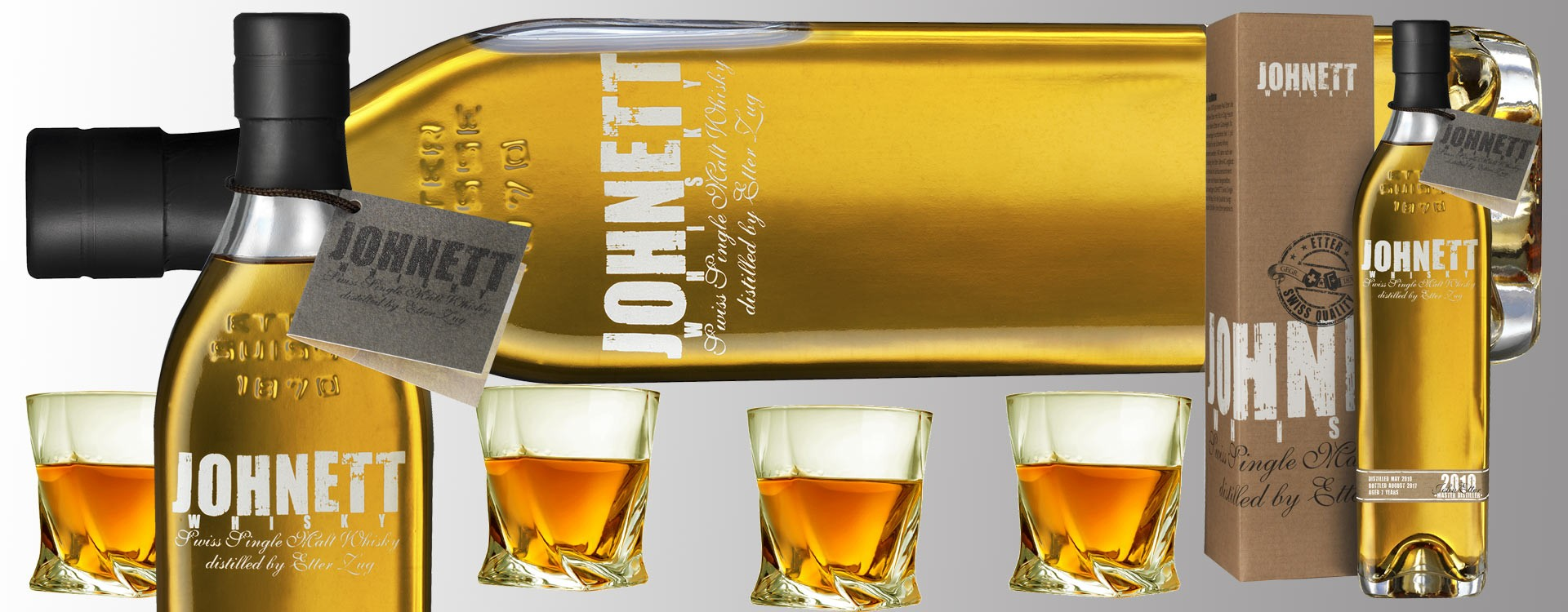 Whisky from Switzerland