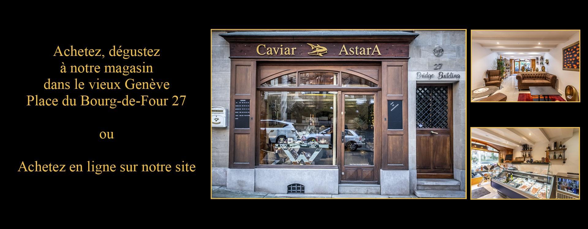 Boutique Genève